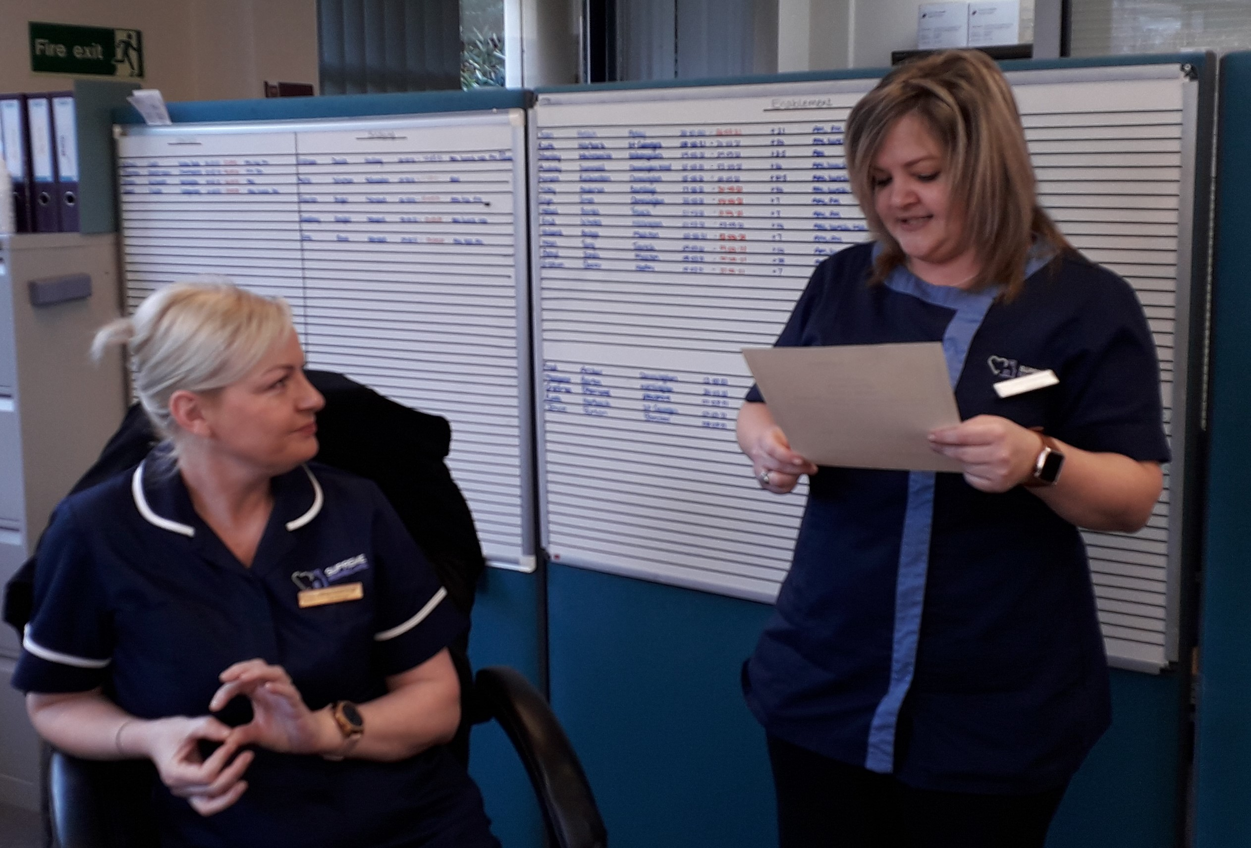 Star nomination for the Care Manager